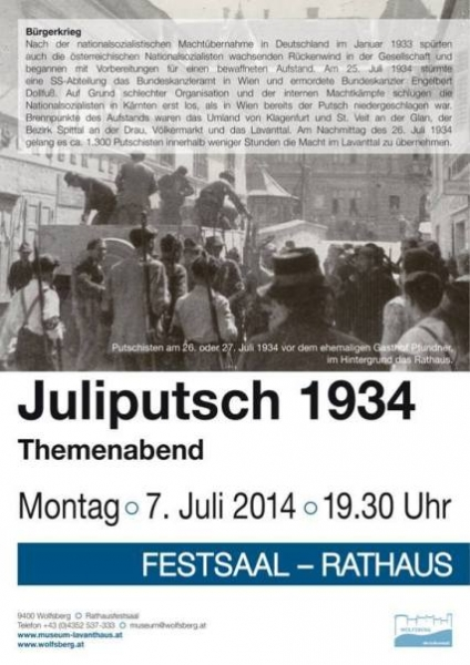 juliputsch